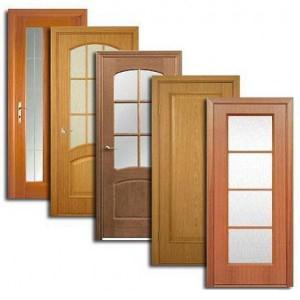 Двери, дверные блоки Ольховатки