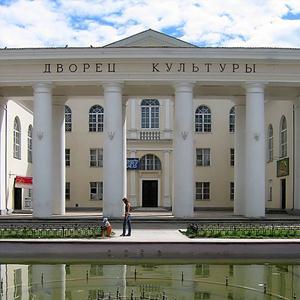 Дворцы и дома культуры Ольховатки