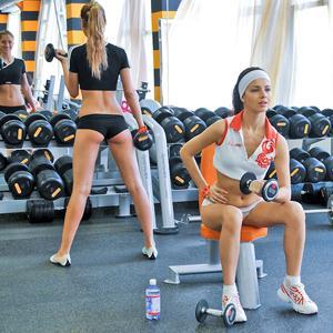 Фитнес-клубы Ольховатки