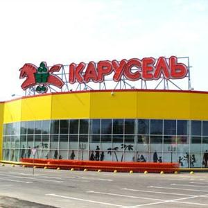 Гипермаркеты Ольховатки