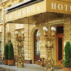 Гостиницы Ольховатки