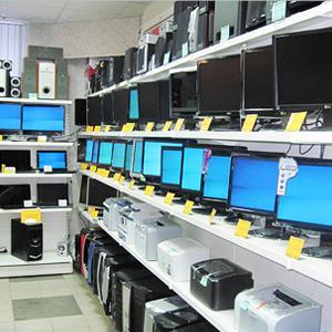 Компьютерные магазины Ольховатки