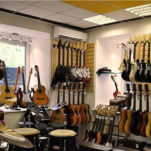 Музыкальные магазины Ольховатки