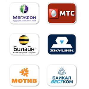 Операторы сотовой связи Ольховатки