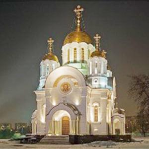 Религиозные учреждения Ольховатки