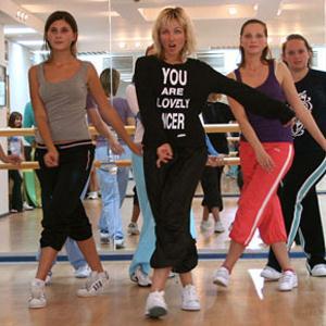 Школы танцев Ольховатки