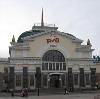 Железнодорожные вокзалы в Ольховатке