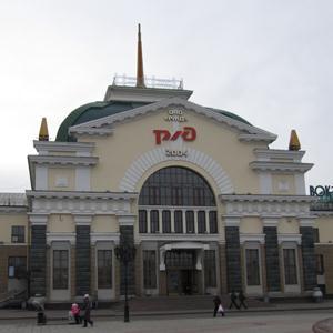 Железнодорожные вокзалы Ольховатки
